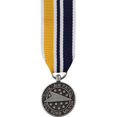 Civil Air Patrol miniature Medal: Gill Robb Wilson