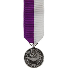 Civil Air Patrol miniature Medal: Leadership Award