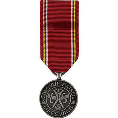 Civil Air Patrol miniature Medal: Life Saving