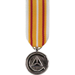 Civil Air Patrol miniature Medal: Commander Commendation