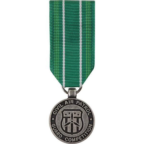 Civil Air Patrol miniature Medal: Guard Competition