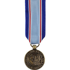 Civil Air Patrol miniature Medal: Paul E. Garber