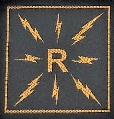 CAP Shoulder Patch: WWII Radio 2