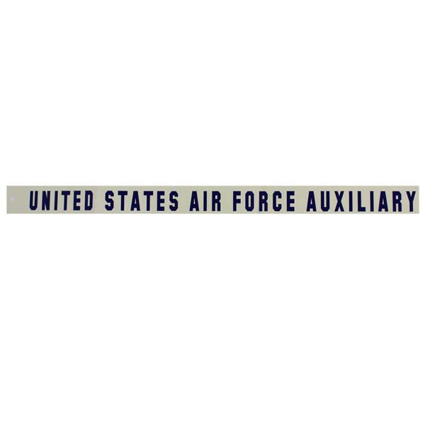 Civil Air Patrol: Removable Decal (CAP AUX)