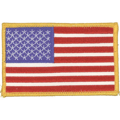 Flag Patch: United States of America- Reflective Flag