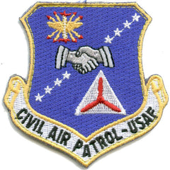 Civil Air Patrol Patch: Civil Air Patrol USAF