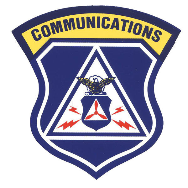 Civil Air Patrol Decal: Communications