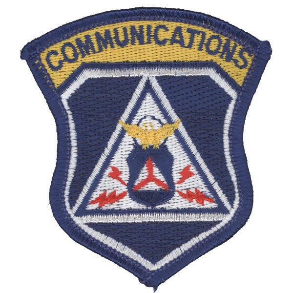 Civil Air Patrol Patch: Communications