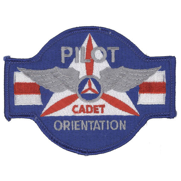 Civil Air Patrol Patch: Cadet Pilot Orientation