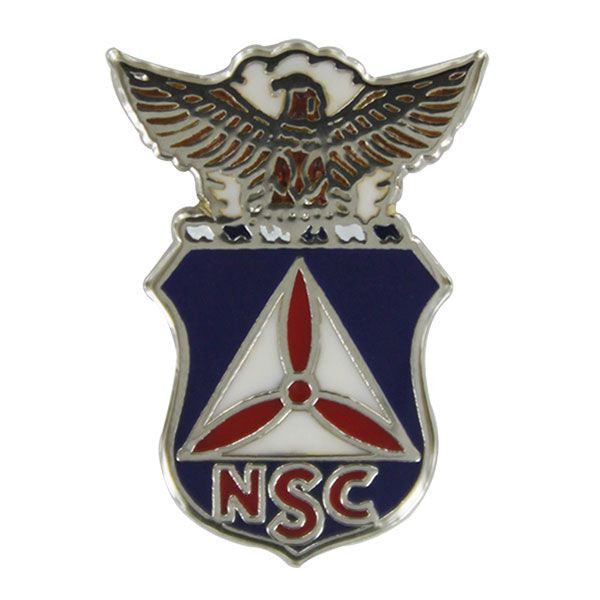 Civil Air Patrol Lapel Pin NSC