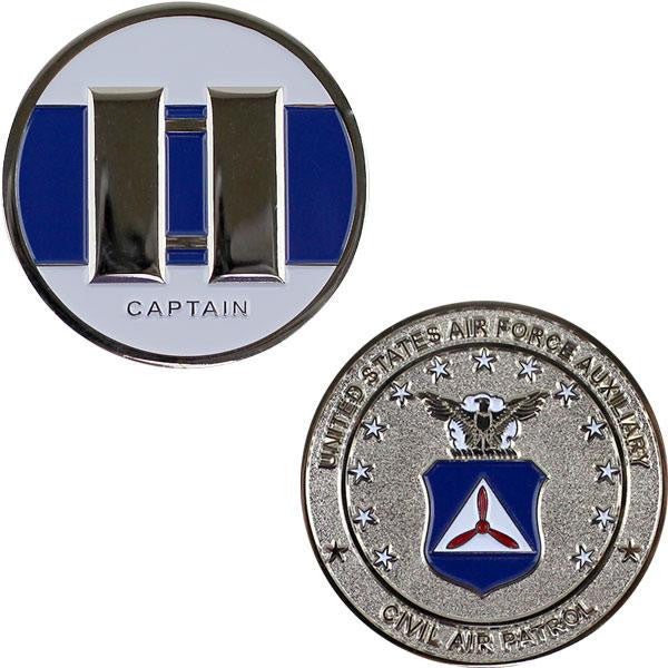 Civil Air Patrol: Captain Coin
