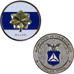 Civil Air Patrol: Major Coin