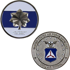 Civil Air Patrol: LT COL Coin