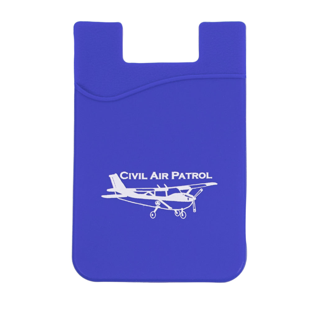 Civil Air Patrol: Mobile Device Card Caddy