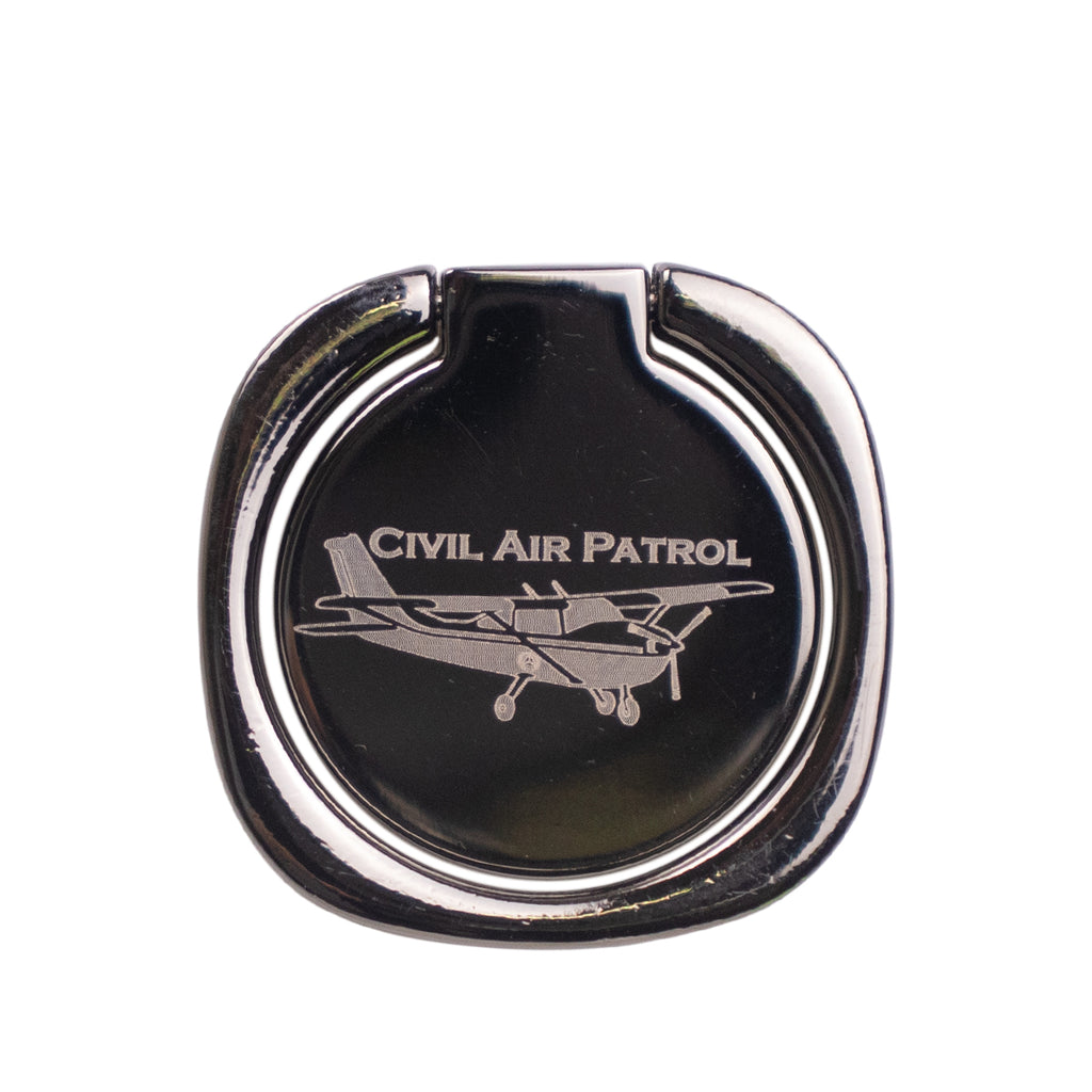 Civil Air Patrol: Mobile Phone Ring Grip Holder and Stand