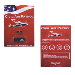 Civil Air Patrol: Webcam Cover