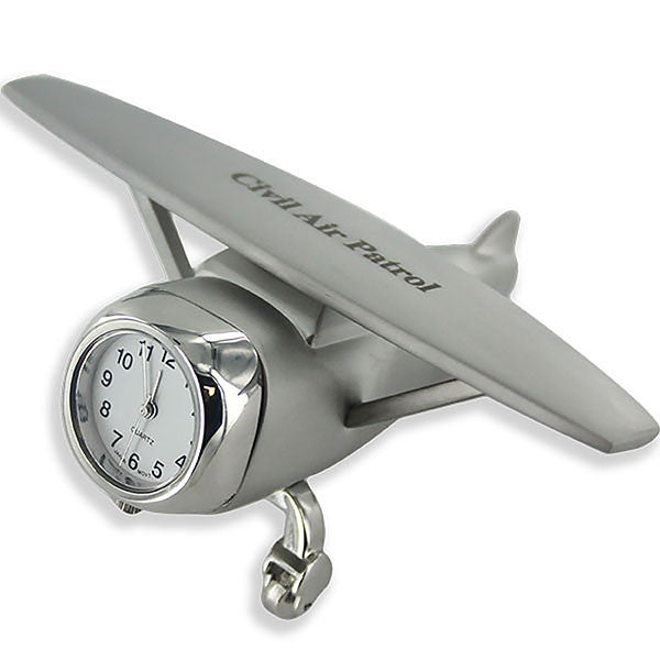Civil Air Patrol:  Airplane Clock