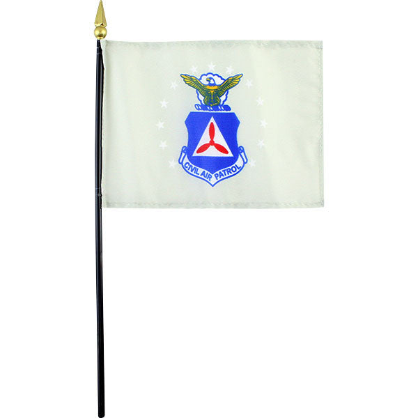 Civil Air Patrol: Mini Stick Flag 4
