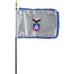 Civil Air Patrol: Mini Stick grey Flag 4