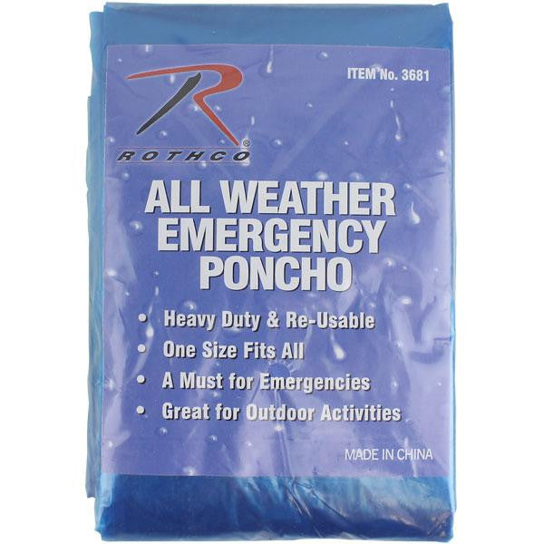 Civil Air Patrol: Disposable Poncho