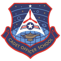 Civil Air Patrol Decal: Cadet Officer School