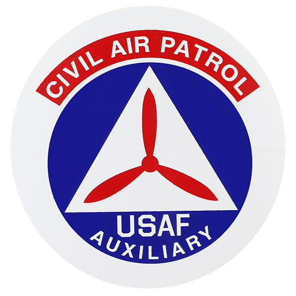 Civil Air Patrol Decal: Emblem
