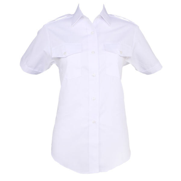 Civil Air Patrol Uniform: Short Sleeve Dress Shirt - female