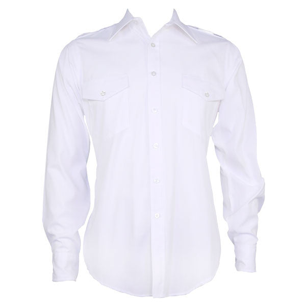 Civil Air Patrol Uniform: Aviator Long Sleeve Dress Shirt - male