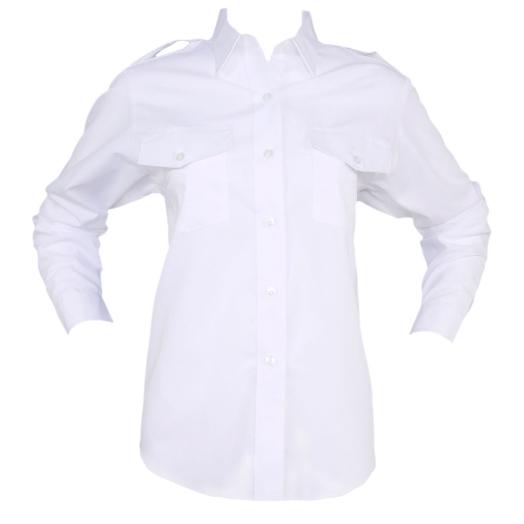 Civil Air Patrol Uniform: Long Sleeve Dress Shirt - female
