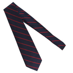Civil Air Patrol Tie: Regimental - 4-in-hand