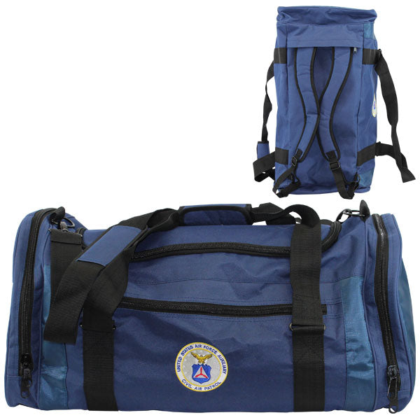 Civil Air Patrol Sport Bag -blue