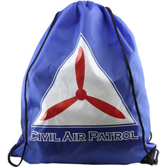 Civil Air Patrol: Large Drawstring Backpack