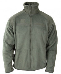 Fleece Jacket - foliage green