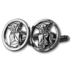 Civil Air Patrol: Cuff Links with Coat of Arms