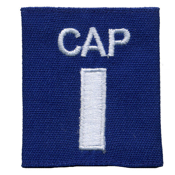 Civil Air Patrol Gortex Jacket Tab: First Lieutenant