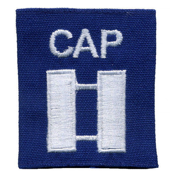 Civil Air Patrol Gortex Jacket Tab: Captain