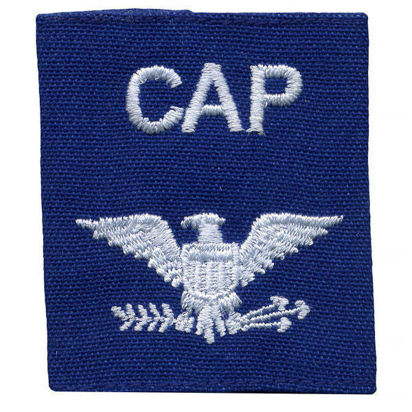 Civil Air Patrol Gortex Jacket Tab: Colonel