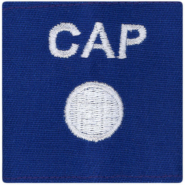 Civil Air Patrol Gortex Jacket Tab: Cadet Second Lieutenant