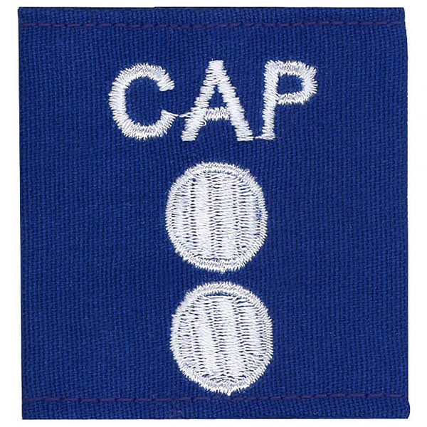 Civil Air Patrol Gortex Jacket Tab: Cadet First Lieutenant
