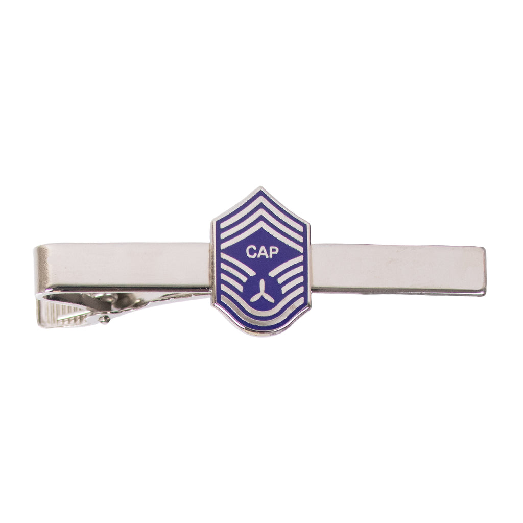 Civil Air Patrol Tie Bar: CAP NCO Chief Master Sergeant