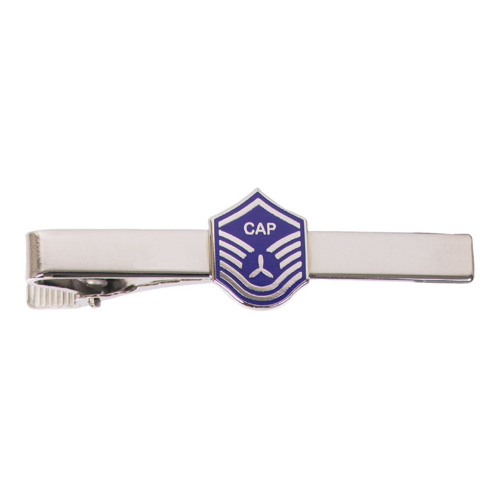 Civil Air Patrol Tie Bar: CAP NCO Master Sergeant