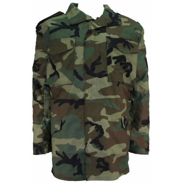 Civil Air Patrol Uniform: Adult Winter BDU Jacket - Battle Dress Uniform