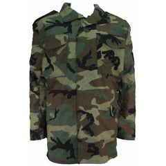 Adult Winter Camouflage Jacket