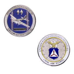 Civil Air Patrol: General Ira C. Eaker Coin