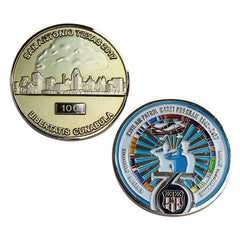 Civil Air Patrol Coin : 2017 National Board San Antonio