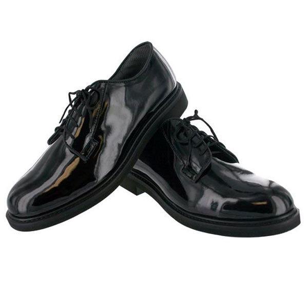 Patent Leather Dress Shoes - Male