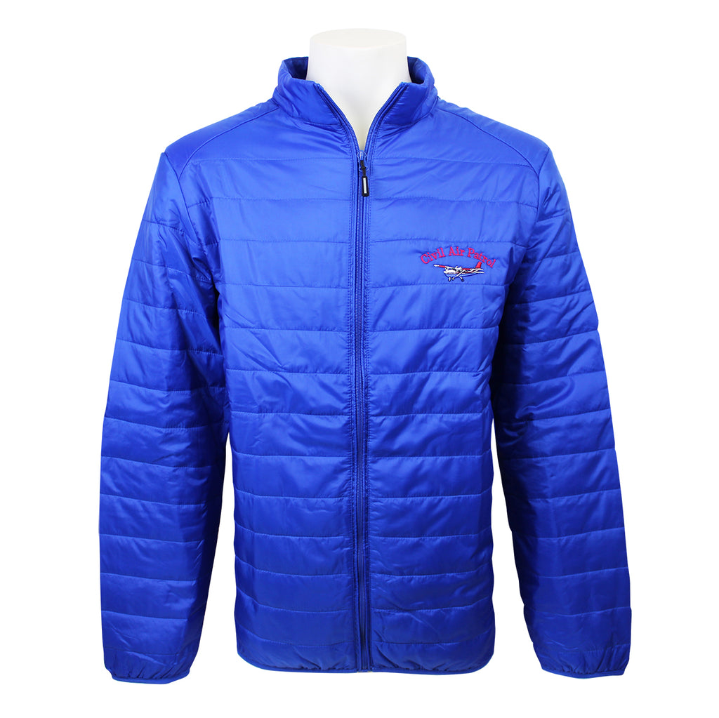 Civil Air Patrol: Mens Puffer Jacket
