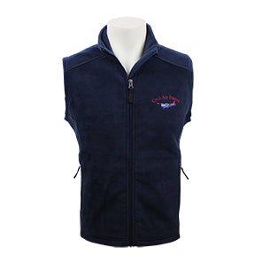 Civil Air Patrol: Mens Fleece Vest