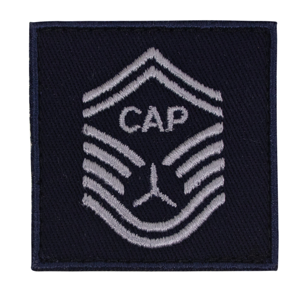 Civil Air Patrol Senior Grade Fleece Rank: SENIOR MASTER SGT (New Insignia)