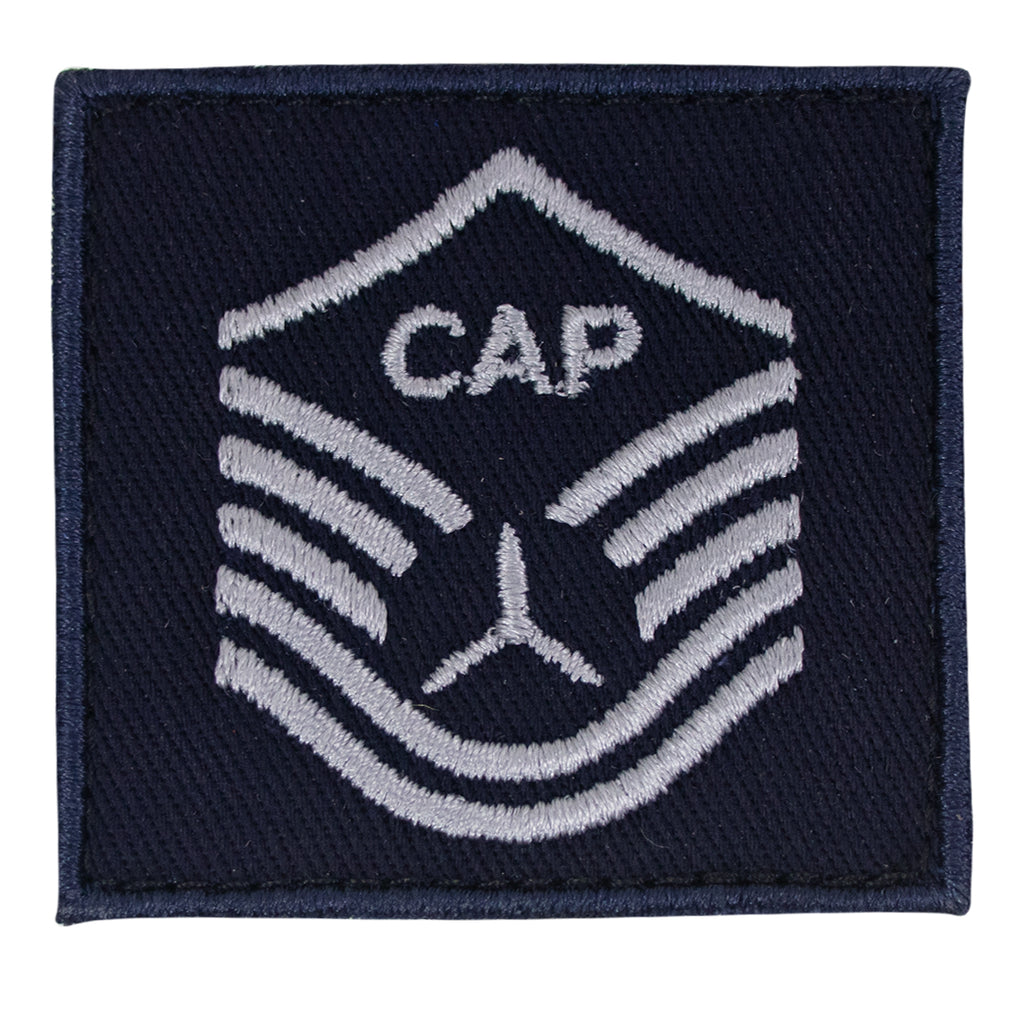 Civil Air Patrol Senior Grade Fleece Rank: MASTER SGT (New Insignia)